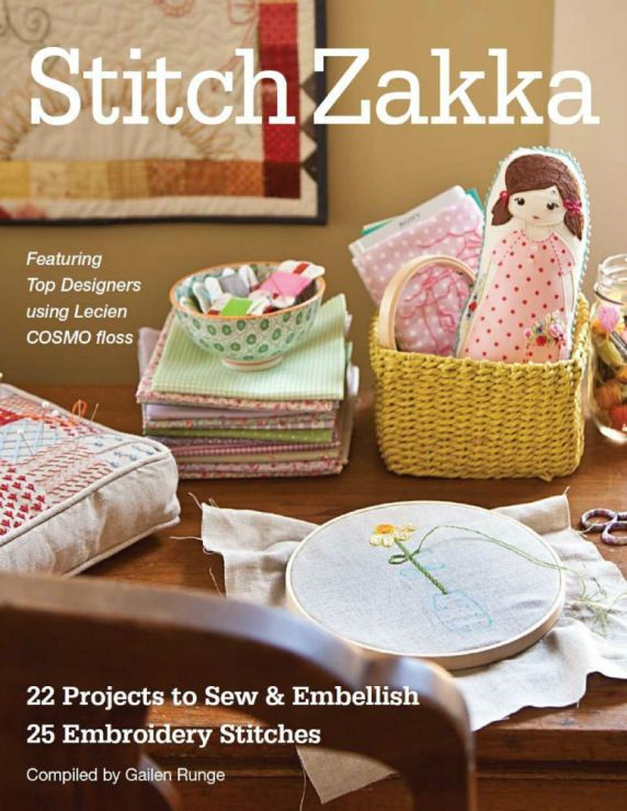Fabric and Sewing Craft - Many small projects.