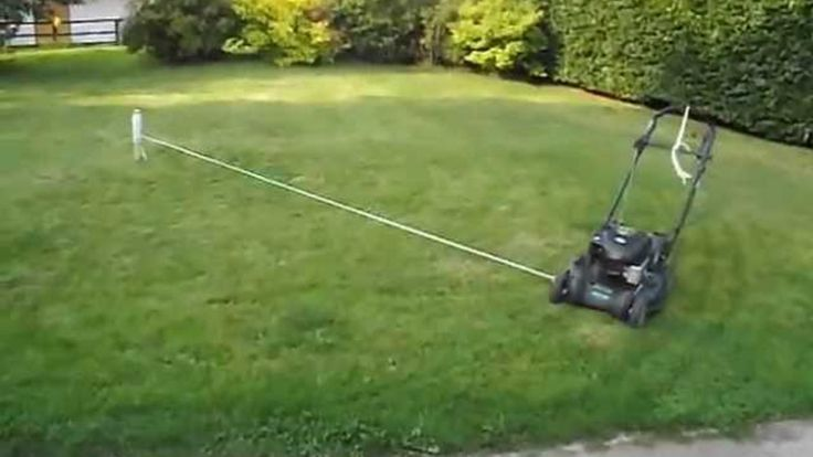 How to Create an Automatic Lawn Mower That'll Mow the Lawn for You