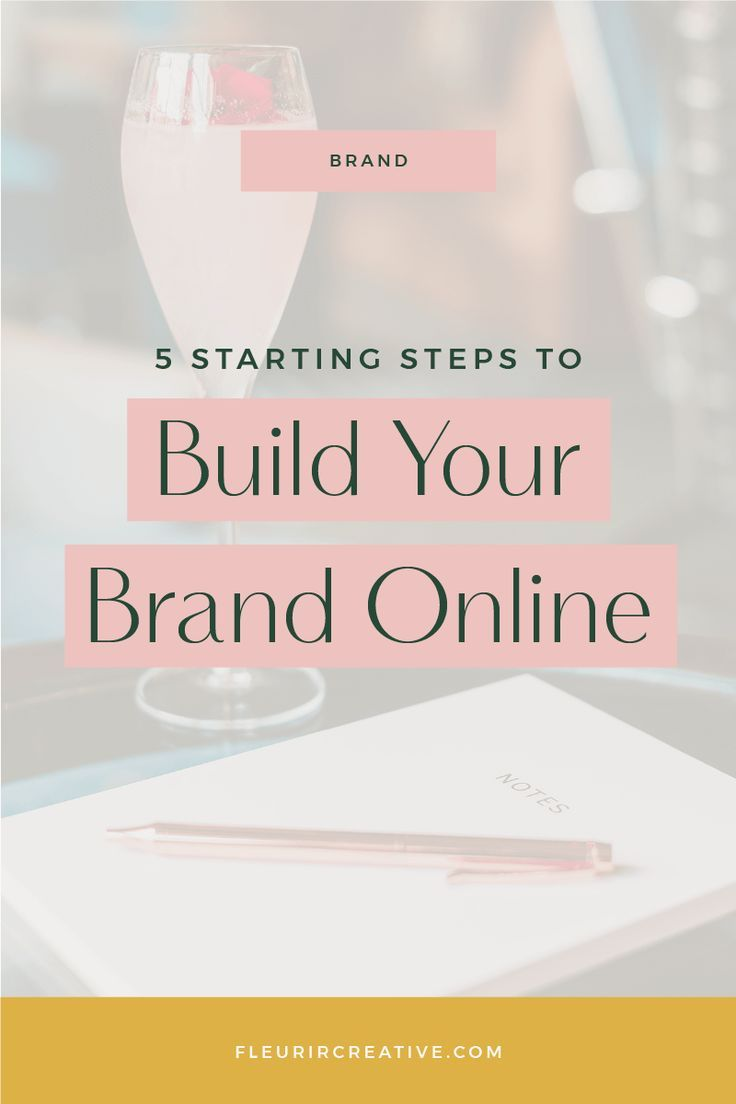 How To Build A Brand Not Just A Business Build Your Brand Branding Your Business Business Branding