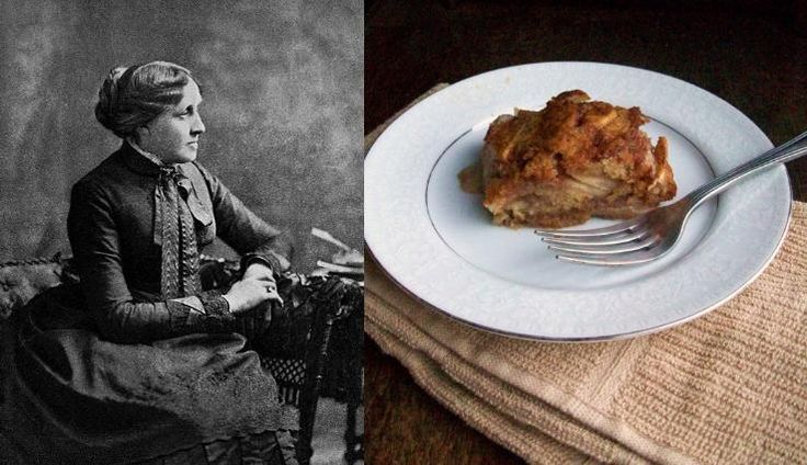 """""""If something called a """"slump"""" doesn't make you salivate, how about eating a """"grunt""""? No? Then Louisa May Alcott will have your helping. They're two different names for the same homey New England dessert: a dumpling crust over a baked (or steamed) fruit base, which was said to make grunting noises as it cooked down."""""""