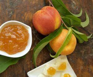 Peach Agave Jam Recipe (or Sugar-Free): http://glutenfreerecipebox.com/peach-agave-jam-recipe-sugar-free/ #glutenfree