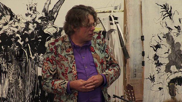 Het persoonlijke verhaal van Frank Los tijdens het InspiratiePodium Arnhem #17. 13 november 2013. Hij vertelt over de achterkant van zijn CV. De muziekimprovisatie is van Sander Eggen. Gefilmd door Ferdinand van Dam. We zijn te gast in het atelier van Anook Cléonne, Arnhem.