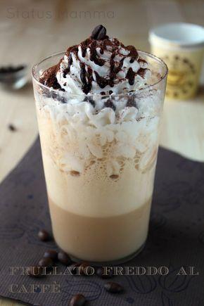 Frappuccino frullato al caffè panna latte cacao cioccolato Statusmamma Giallozafferano blogGz foto tutorial dolci veloce estate economico