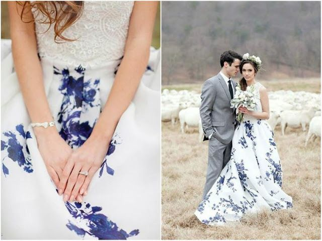 20 Nontraditional wedding dresses for bride | Oddy Stuff