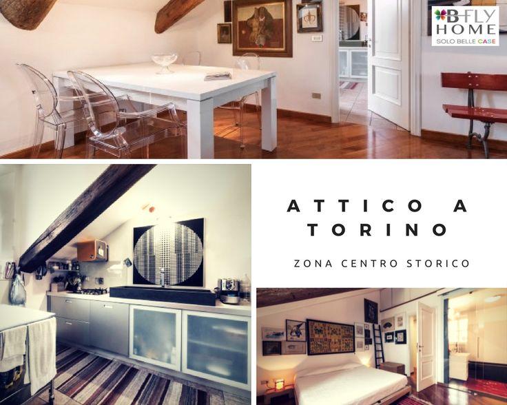 Proponiamo attico di 160mq situato nel Palazzo Graneri Della Roccia, nel pieno centro di Torino. Dotato di portineria, in un contesto di assoluta eleganza, l'appartamento è situato all'ultimo piano. In vendita a €850.000.