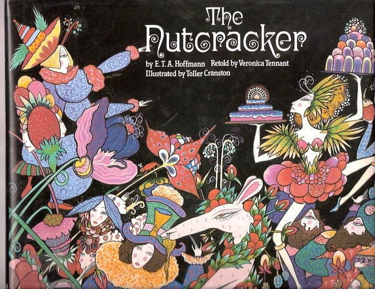 """The Nutcracker'' McClelland & Stewart 1985 ~  ill. Toller Cranston | eBay"