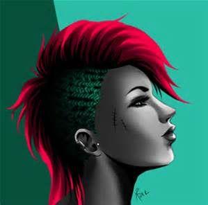 punk girl - Bing images