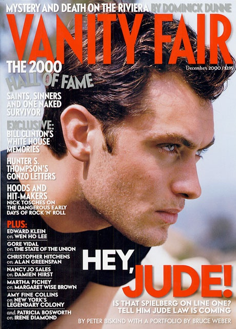 The Decade in Covers: Pick the Best V.F. Cover of 2000 | Vanity Fair