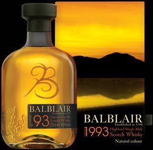 Balblair 1993 Whisky from Whisky Please.