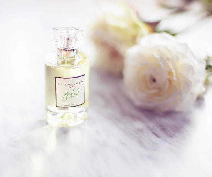 Joyful ~my-daughter-fragrances #beauty #greenbeauty #fragrance #orgainc #natural