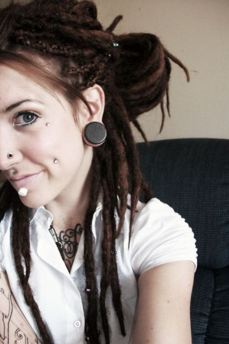 Dreads are beautiful!