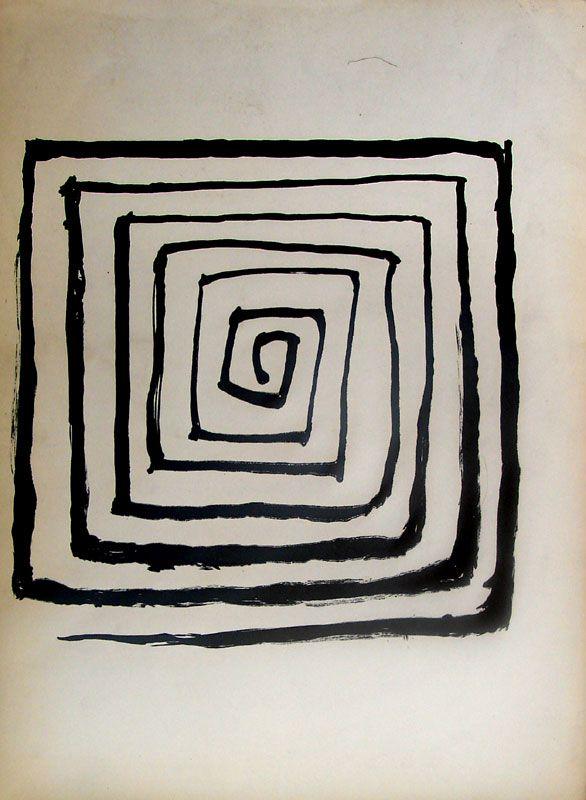 Alexander Calder: Alexander 1898, Alexander Calder, Squares Spirals, Artists Work, Calder Alexander, Spirals Artists, American Artists, Art Abstract, 1898 1976