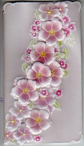 Dentelle de fleur