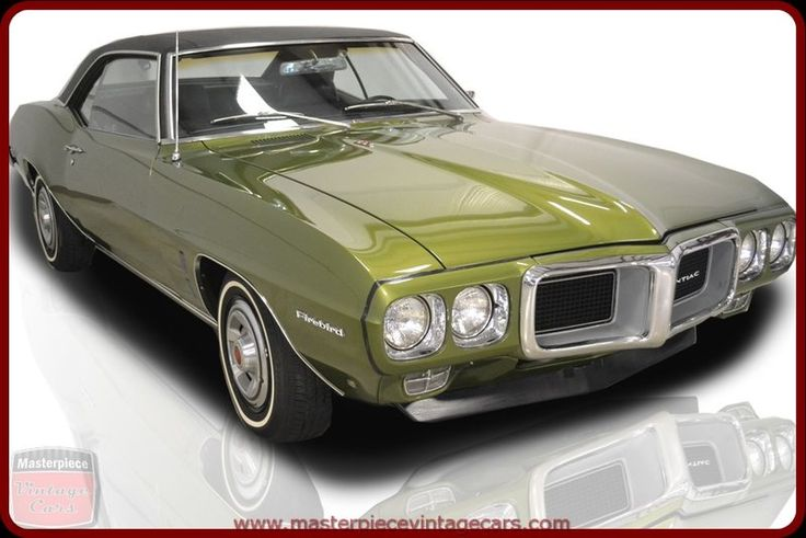 1969 Pontiac Firebird for sale - Whiteland, IN | OldCarOnline.com Classifieds