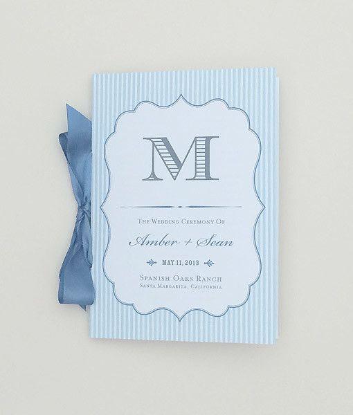 59 best DIY Wedding Programs images on Pinterest Booklet, At - wedding brochure template