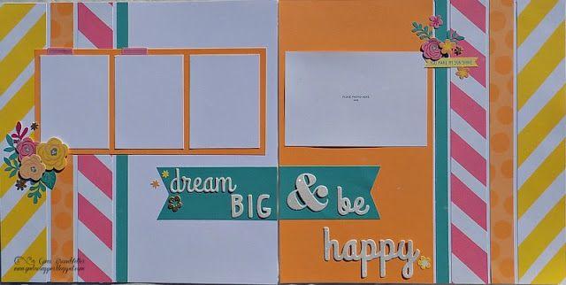 Gina's Little Corner of StampinHeaven: Seasonal Expressions 1 Blog Hop!