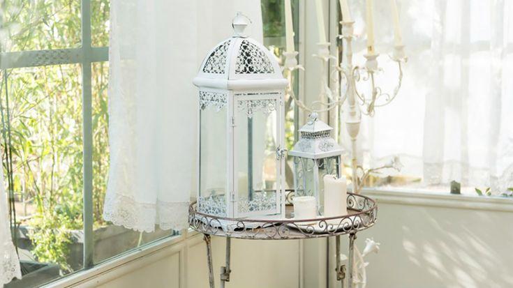 Uma mistura de cores leves, como um sonho colorido, cheio de detalhes românticos... recrie a atmosfera e o estilo provençal na sua casa.