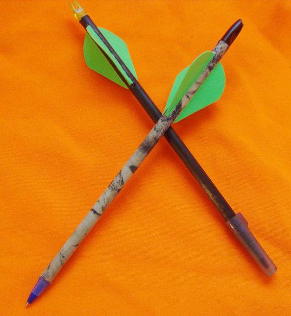 Arrow Pen by ItsCraftTimeShop on Etsy, $5.50