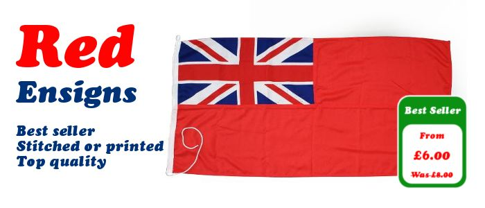 Red Ensigns - From 6.00