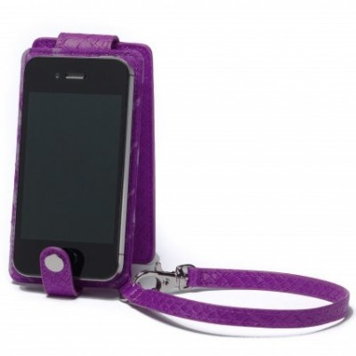 How cute is this? ---> The Rye Cellfolio - Purple.