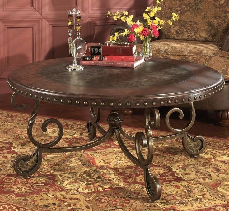 Rustic Wood Coffee Table Plans