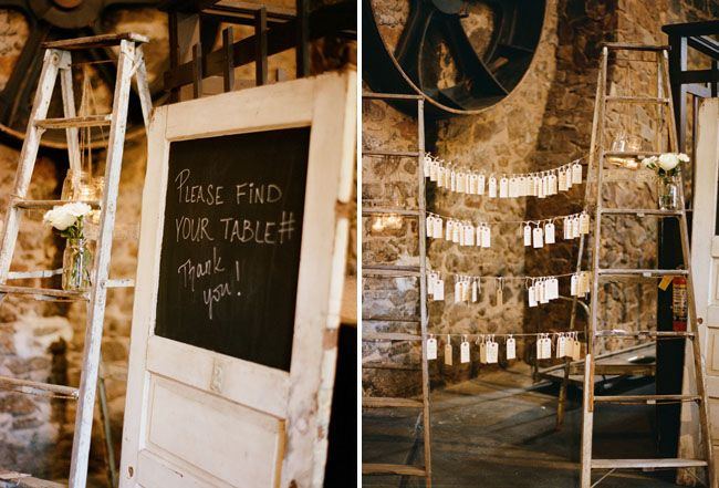 Handmade Fall Barn Wedding: Tara + Nick