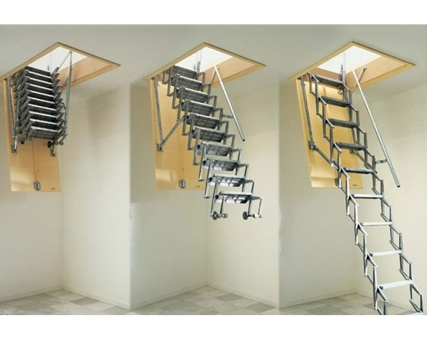 for wic gorter hatches introduces new range of scissor stairs and attic ladders