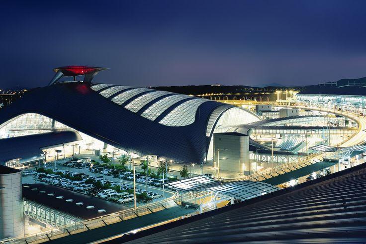 Incheon Airport - David Loughlin