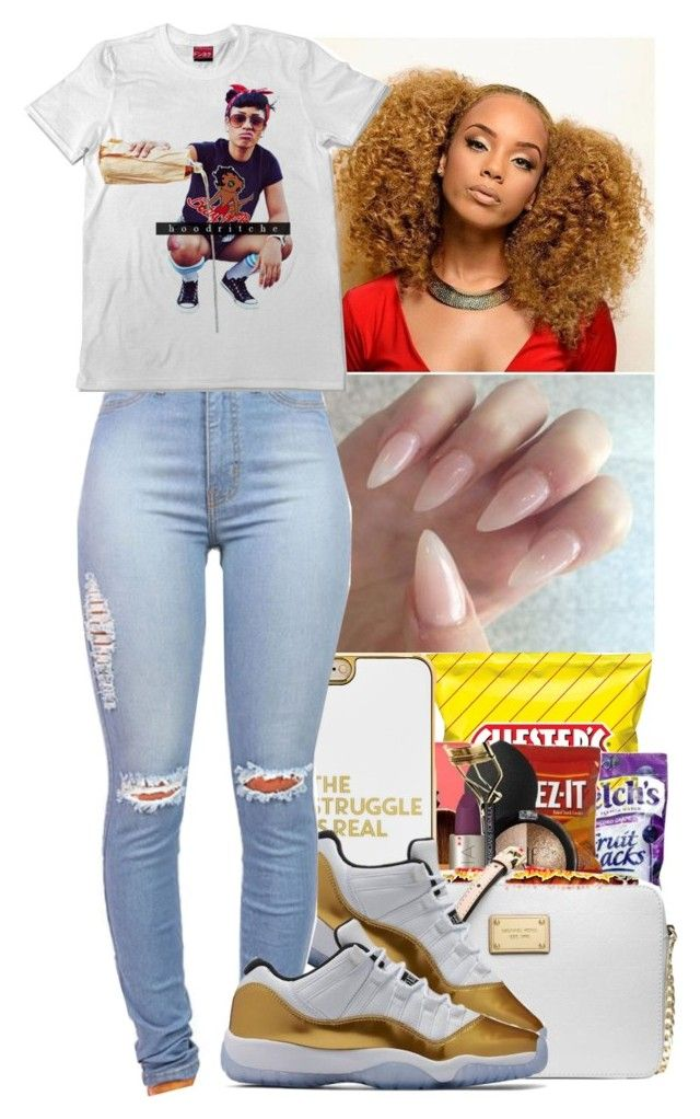 """""""I Want Those Shoes😩💛"""" by jasmine1164 ❤ liked on Polyvore featuring BaubleBar"""