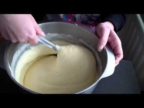 Makkelijk recept voor een basis taart/ biscuit