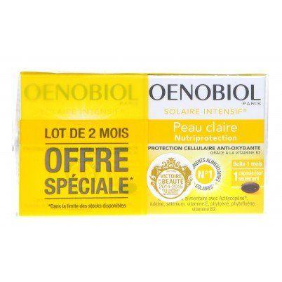 OENOBIOL – Solaire Intensif Peaux Claires Nutriprotection: Cet article OENOBIOL – Solaire Intensif Peaux Claires Nutriprotection est apparu…