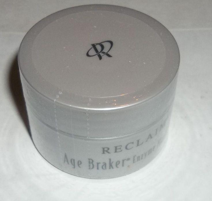 New Sealed Principal Secret Reclaim Age Braker Enzyme Mask Peel .5oz #PrincipalSecretReclaim