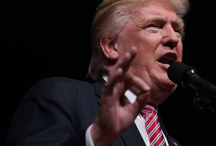 Donald Trump's Craziest Quotes of All Time: Donald Trump Smears Gold Star Mother