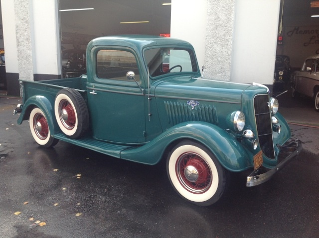 1935 ford pickup for sale craigslist pictures to pin on pinterest pinsdaddy. Black Bedroom Furniture Sets. Home Design Ideas