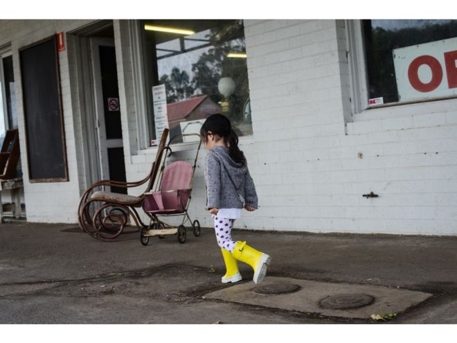 Second-hand shopping in southern WA with Sash Milne of Inked In Colour #shareaustralia