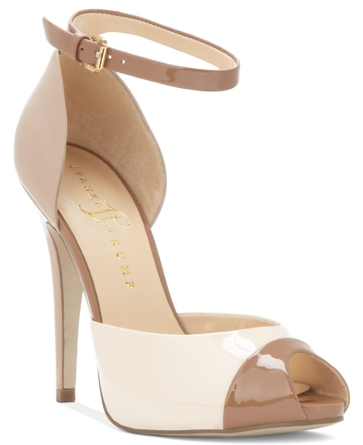 Ivanka Trump Shoes, Barina Platform Pumps. Just got these for a wedding!  They