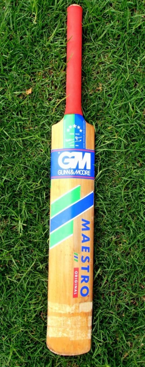 Image result for cricket bats from the 90s