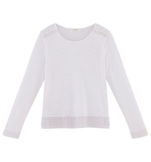 Bluzka damska biały - Promod