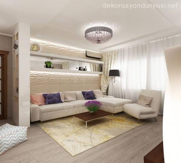 2015 yılına özel oturma odaları