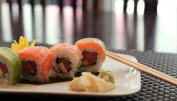 sushi @ Wasabi, Milano