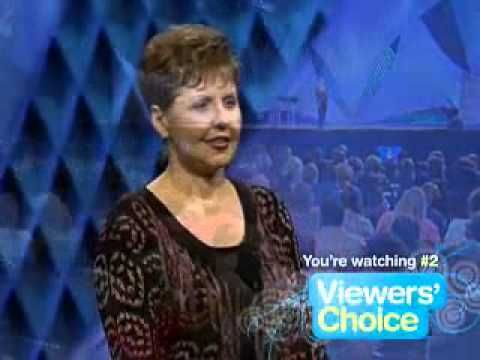 Joyce Meyer - Receiving Emotional Healing - 1/4