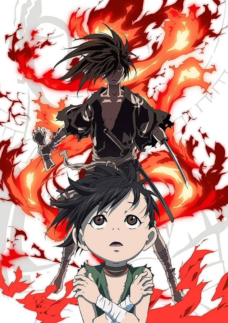 Dororo and Hyakkimaru Anime, Anime images, Manga anime