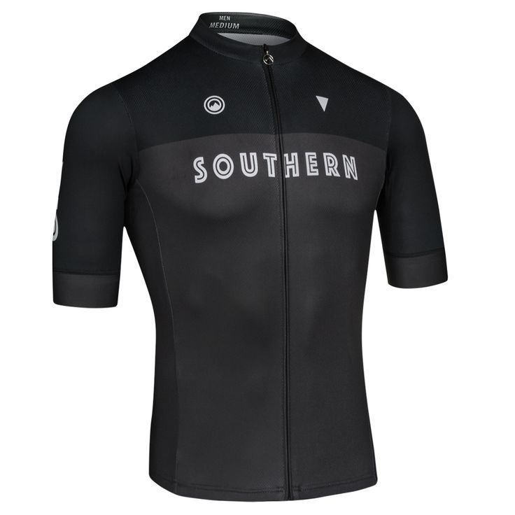 Southern Jersey - Short Sleeve Cycling Jersey by Milltag