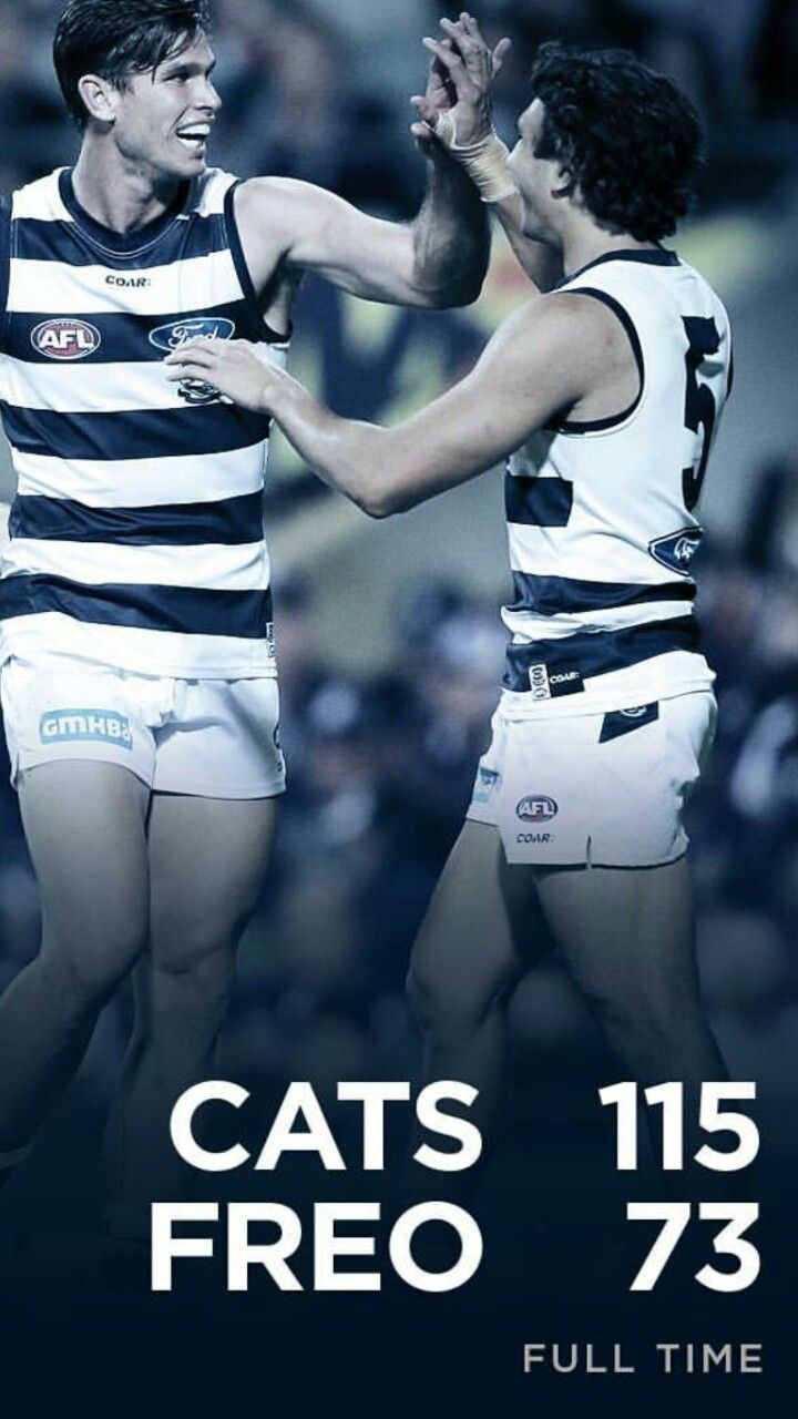 Game 1 2017 & it was a 'rippa'