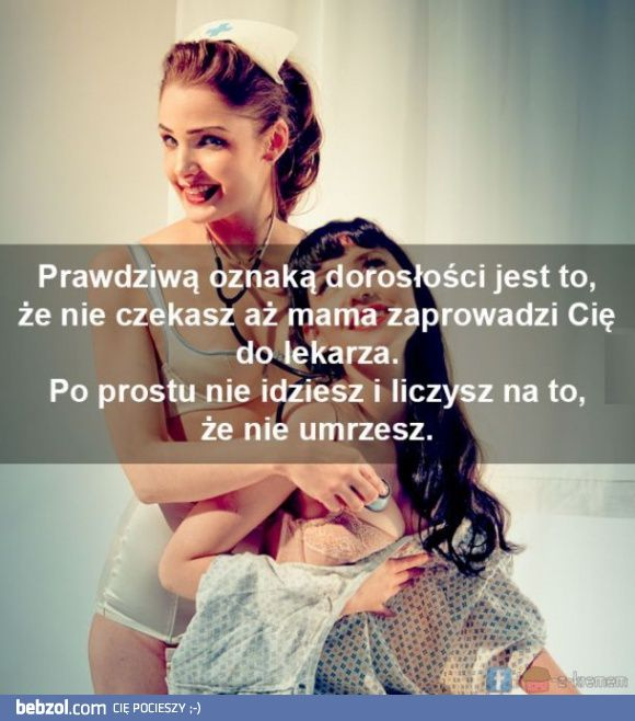 Dorosłość   bebzol.com