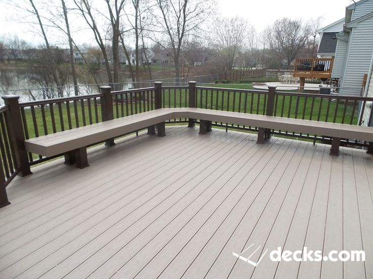 25 best afco aluminum columns images on pinterest Terrain decking
