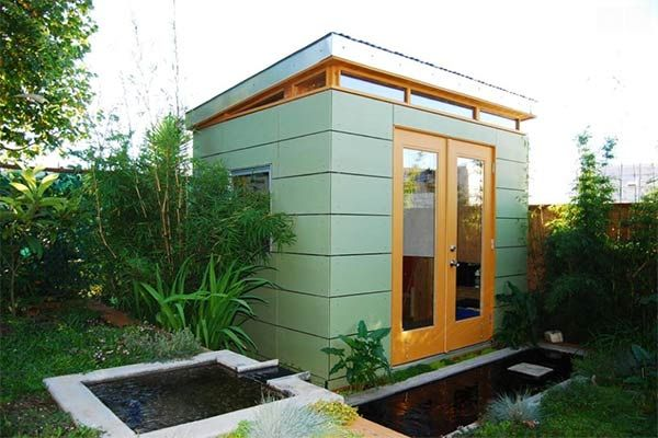 Photo: Courtesy of BMF Construction | thisoldhouse.com | from 8 She-Shed Design Ideas With Staying Power