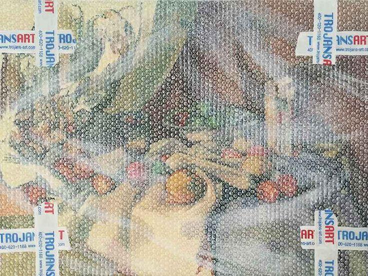 Shen Shaomin copia i capolavori del MoMa impacchettati nel pluriball per benino L'artista concettuale cinese Shen Shaomin ha realizzato una serie di dipinti iperrealisti intolata MoMa. Le opere, infatti, riproducono con precisione i capolavori di arte moderna conservati al Museu #arte #pittura #iperrealismo