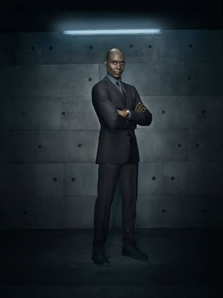 #Fringe season 5 - Lance Riddick