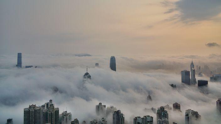 Hong Kong The Peak 山頂盧吉道
